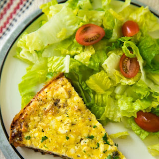 Bacon Butternut Squash Frittata Recipe