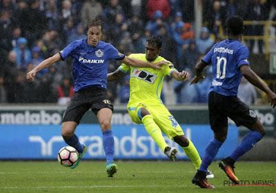 Club Brugge laat Tomas Pina naar Alaves vertrekken