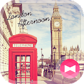 Cute Theme-London Afternoon-
