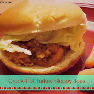 Crock-Pot Turkey Sloppy Joes