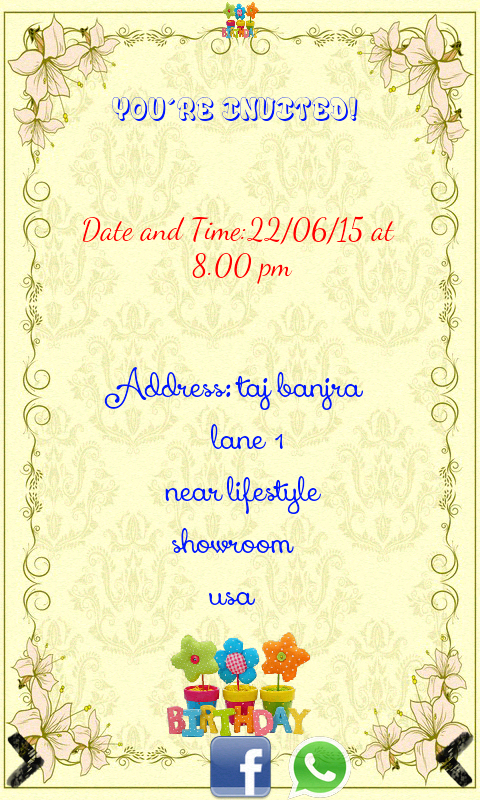 invitations card maker Kaysmakehaukco