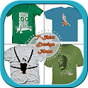 DIY T Shirt Design Ideas icon