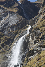 Photo: TrekDay04 - the majestic waterfall at Kiltham