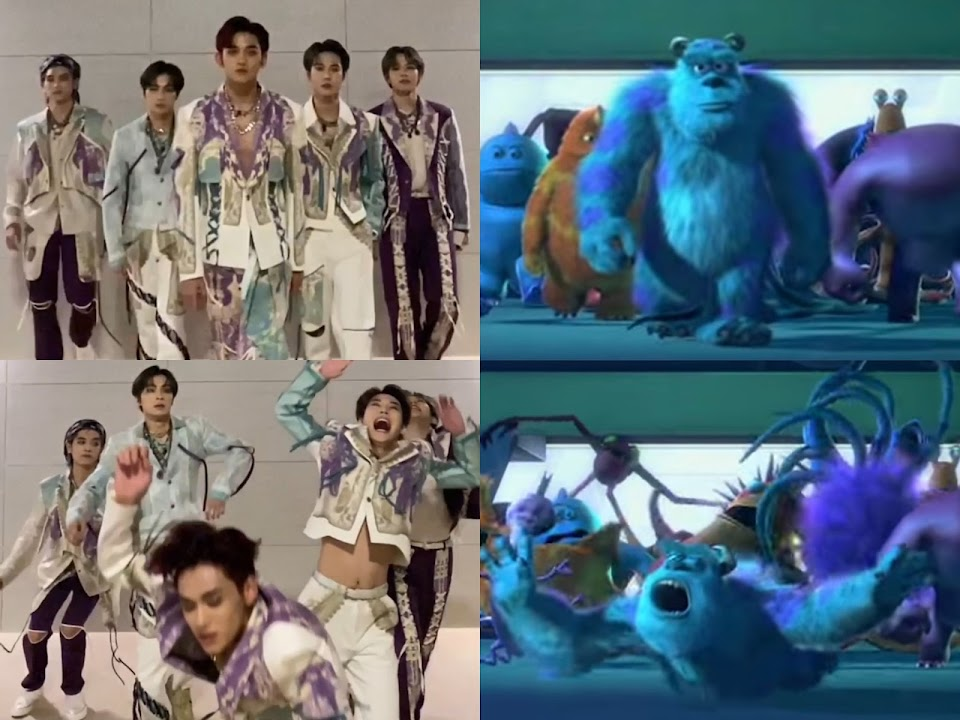 monsters inc wayv