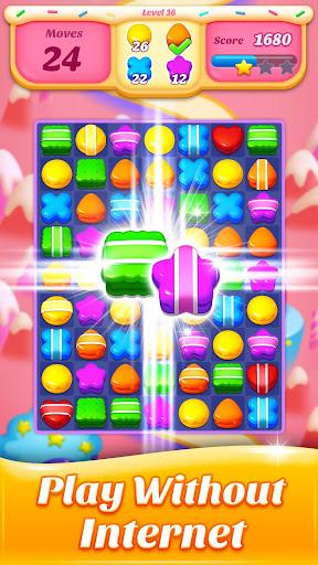 Cookie Amazing Crush 2020 - Free Match Blast modavailable screenshots 7