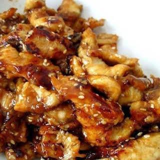 Crock-Pot Chicken Teriyaki.