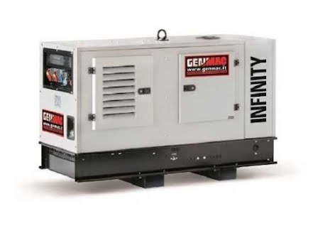Genmac elverk Infinity-rent G15KS-M5