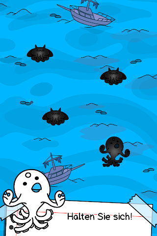 android Octopus Evolution - ???? Clicker Screenshot 2