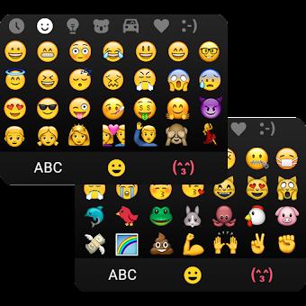 Keyboard 2018 - GIFs, Sticker, Emoticons, Emoji
