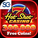 Hot Shot Casino Slots Games Icon