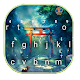 Temple In Forest Keyboard Theme (app)