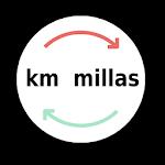 Conversor de Millas a Kilometros icon