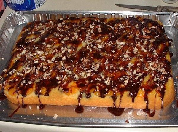 Mandarin Upside Down Cake Recipe