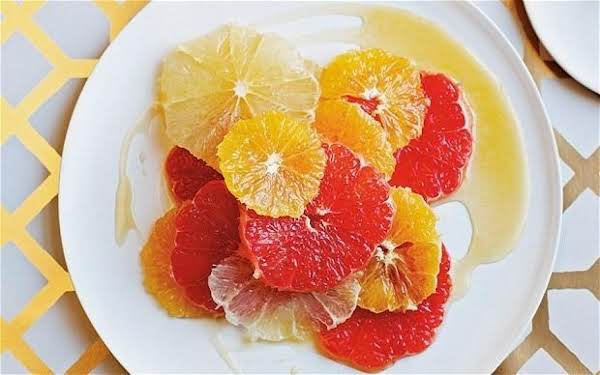 North African Oranges In Sweet Syrup Recipe