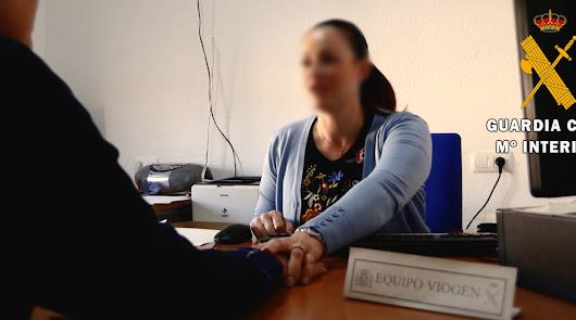 Detenido un joven por malos tratos a su pareja menor de edad en Berja