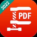 Compress PDF File icon
