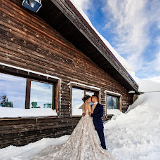 Wedding photographer Alya Kulikova (kulikovaalya). Photo of 23.04.2018
