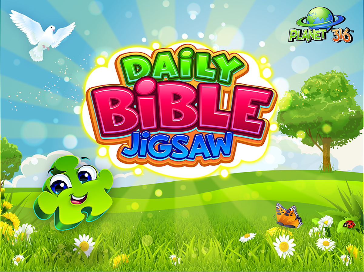 Daily Bible Jigsaw- screenshot
