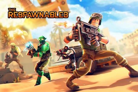 Respawnables – Online PVP Battles (APK+ OBB Mod) 4