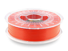 Fillamentum Signal Red Flexfill TPU 98A Filament - 2.85mm (0.5kg)