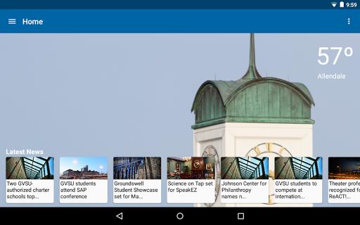 GVSU Laker Mobile screenshot 10