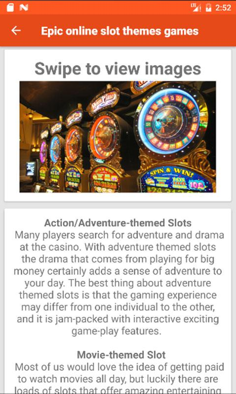 Slots2Slots- screenshot