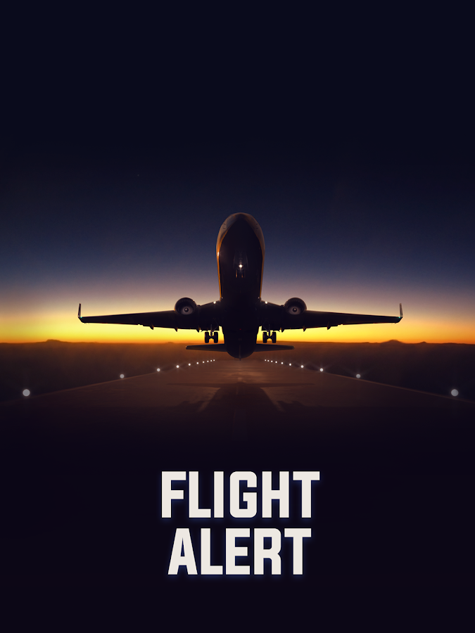 Flight Alert Simulator 3D Free- screenshot