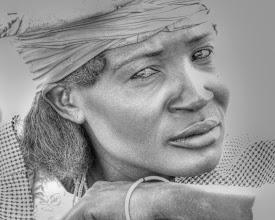 Photo: Himba woman, Namibia