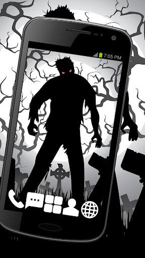 Zombie Halloween Theme GO ADW