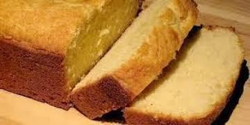 Glorious Eggnog Bread