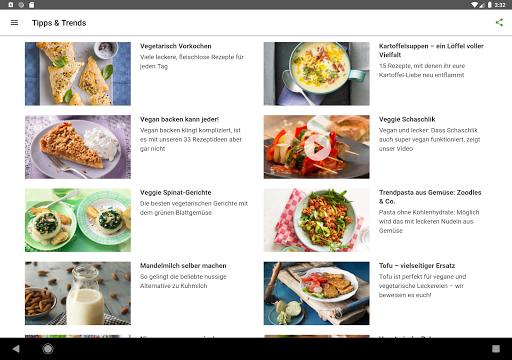 Chefkoch - Rezepte & Kochen  screenshots 9