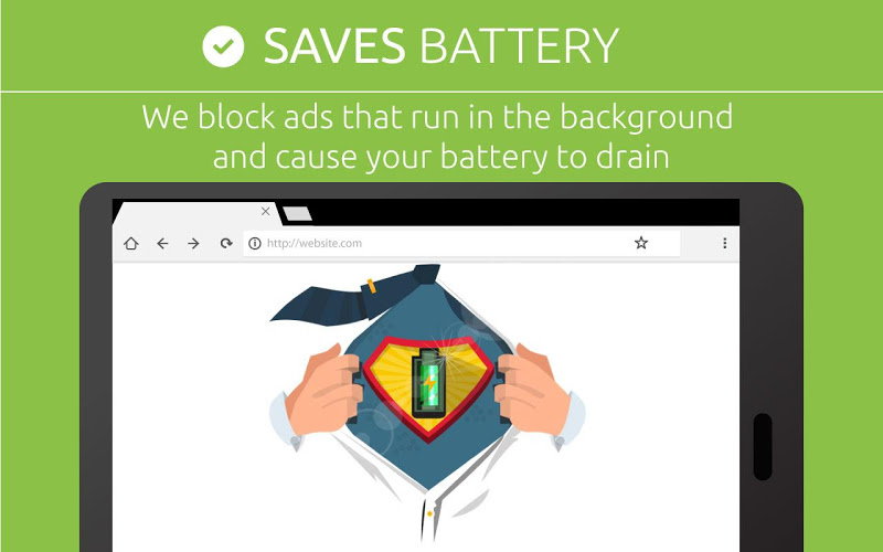 Free Adblocker Browser - Adblock & Popup Blocker Screenshot 9