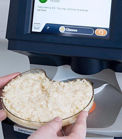 DairyScan – анализатор сыра