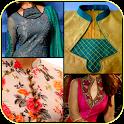 Stylish Neck Designs Kurti Collar Girls Ideas New icon