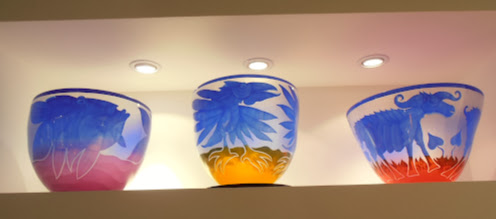 Photo: Borowski Glass Studio, Germany, www.borowski-glass.com #ambiente14