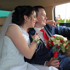 Wedding photographer Oleksandr Revenok (Sanela). Photo of 04.08.2015