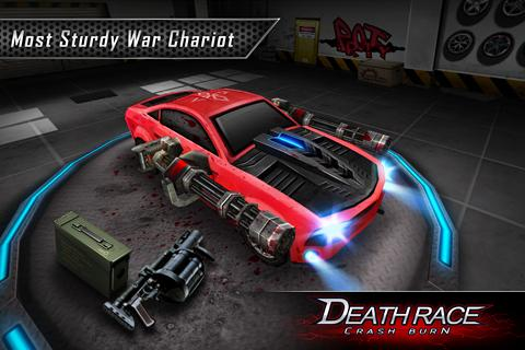 Fire Death Race:Crash Burn screenshots 2