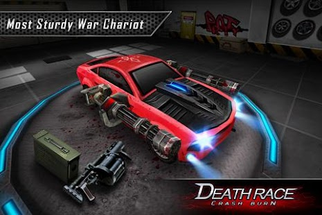 Death Race Crash Burn Android Apps On Google Play
