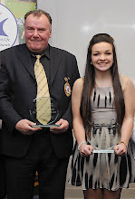 Photo: 2013 Kirkcaldy Sport Council Awards for Coach and Junior Sports person