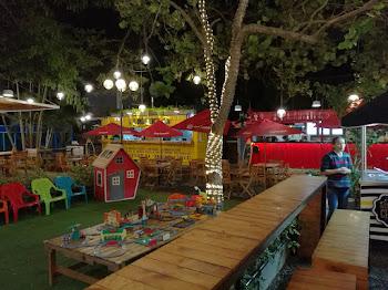 El Parque - Cocina al aire libre