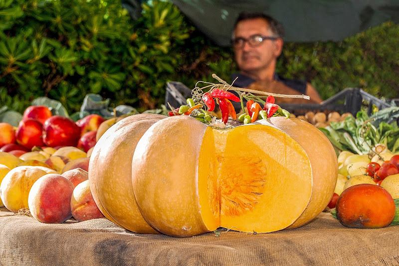 Frutta e verdura al Mercato di Tacca