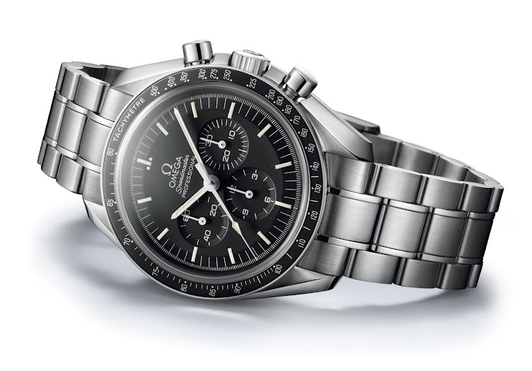 0872f4aafc0a NASA s choice  The Omega Speedmaster Professional Moonwatch