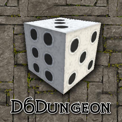 D6Dungeon 角色扮演 App LOGO-硬是要APP