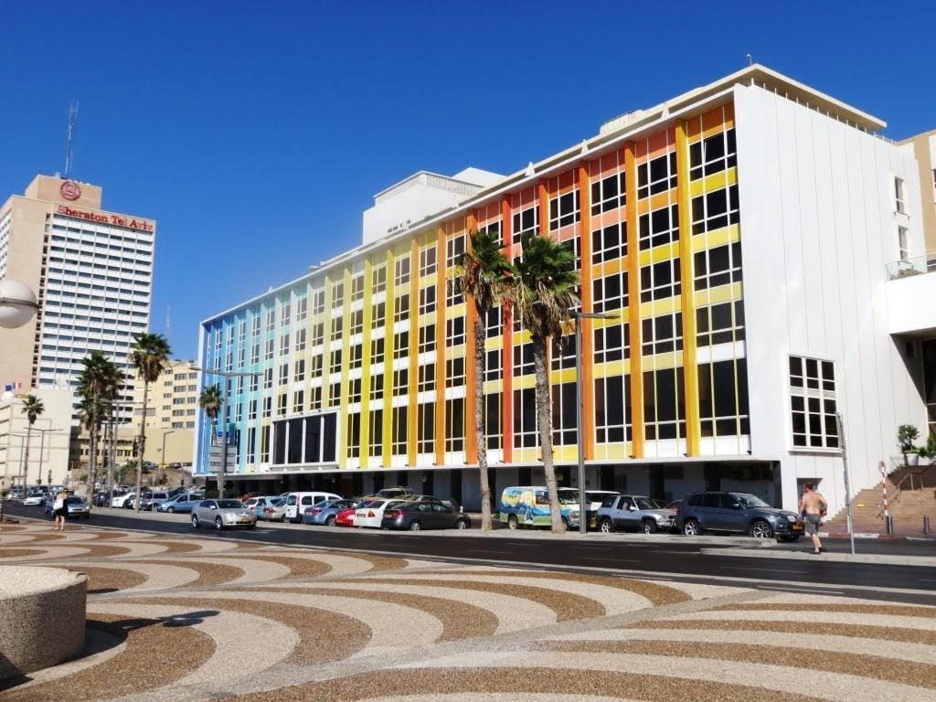 Dan Hotels opens Tel Aviv location linking art, tech and innovation