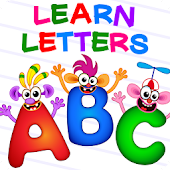 Super ABC! Alphabet games for toddlers, kids