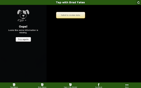 Tap with Brad- screenshot thumbnail
