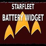 Starfleet Battery Widget Icon