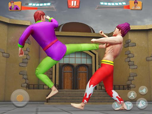 Tag Team Karate Fighting Tiger: World Kung Fu King screenshots 11