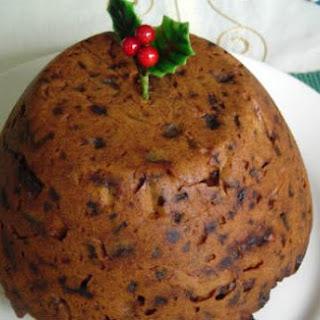 Christmas Pudding.