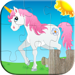 Kids Animals Jigsaw Puzzles 8.2 Apk